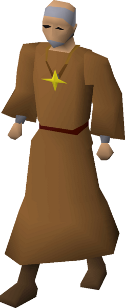 Abbot Langley OSRS location