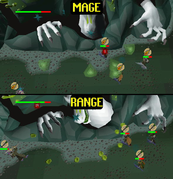 Raids Chambers of Xeric Olm Attack Guide - RuneNation - An