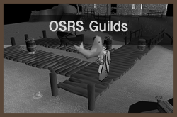 OSRS Guilds - Woodcutting, Fishing, Mining